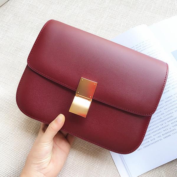 2020 Новый кожаный ретро Тофу сумка кожа маленький квадрат сумка Женский Стюардесса Роскошные сумки Женские сумки конструктора