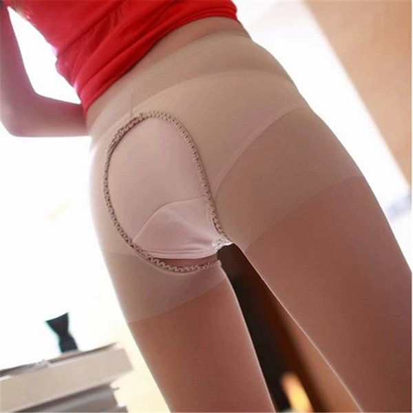 Female Erotic Porn Women Stockings Open Crotch Crotchless Tights Pantyhose Stockings Intimates Medias Sexy Costumes Summer Hot Sale