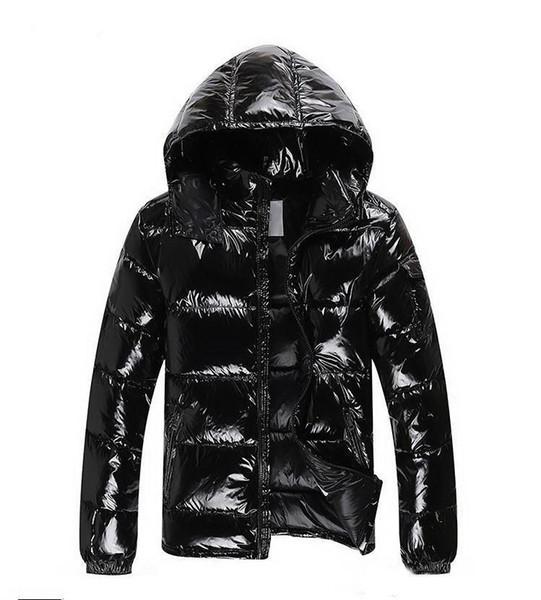 Top productos nuevos hombres chaqueta abajo abajo cubre al aire libre para hombre caliente gruesa capa de plumas hombre invierno