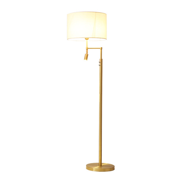 copepr floor lamp