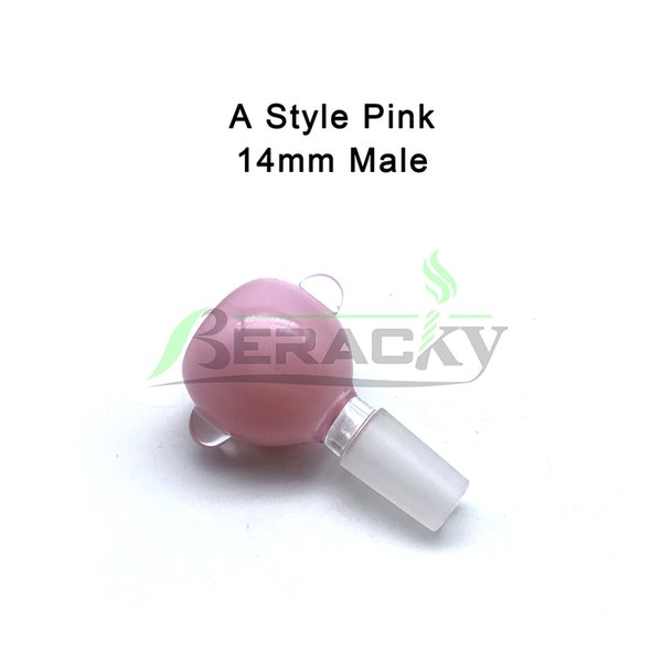 A- 14mm Male Pink