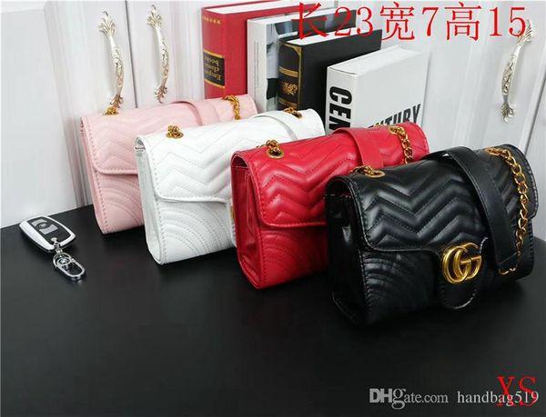 2019 estilos Bolsa Nome Famoso Moda Bolsas De Couro Das Mulheres Tote Sacos de Ombro Bolsas de Couro Senhora M Sacos de bolsa 276