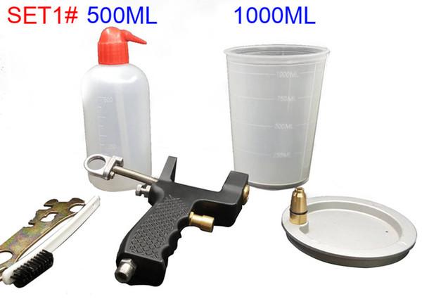 Gelcoat Dump Spray Gun Resin Hand-Held Nozzles Gel Coat Sprayer Fiber-reinforced