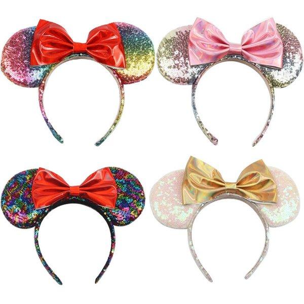 Новые луки для волос в розницу детские заколки для волос повязка на голову дизайнерская повязка на голову аксессуары для волос для женщин дизайнерские повязки на голову A7847