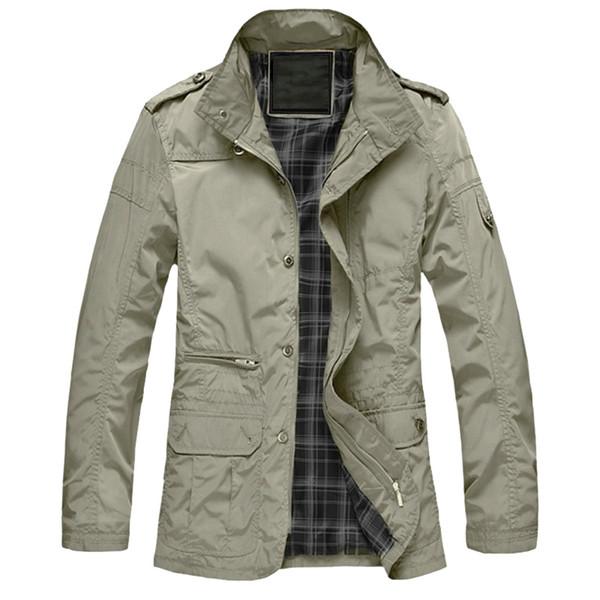 Caqui Jacket