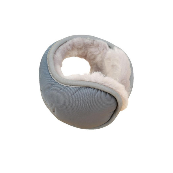 Adjustable Earmuffs Windproof Waterproof Outdoor Warm Ear-caps Fall and Winter Casual Unisex Solid 0 06 kg