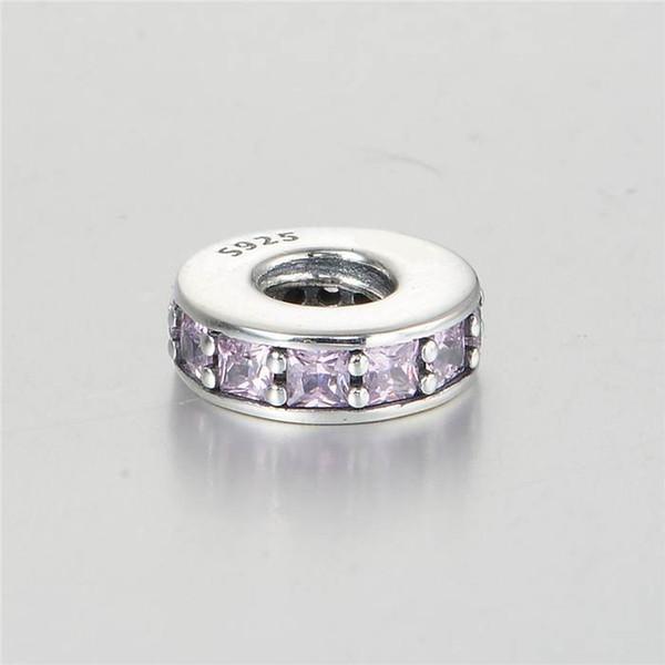 Spacer beads charms 100 authentische S925 Silberschmuck passt für Pandora Herbst Stil Armreif und Halskette versandkostenfrei aleLW617A