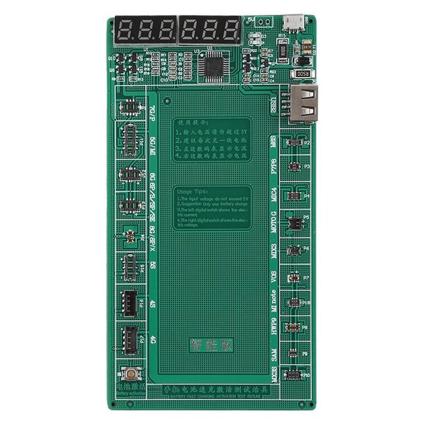 CD-928 Intelligent Battery Charging Acti
