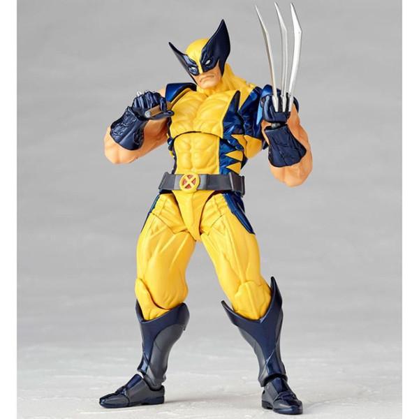 Marvel Superheld X-Men Wolverine Action Figur Figuren Kinder Jungs Spielzeug Neu