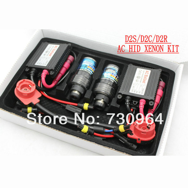 Auto Carro 2018 Car Special Offer New Free Shipping Ac/d2r Xenon Kit Slim Ballast 35w D2s/d2c\4300k 6000k 8000k 10000k