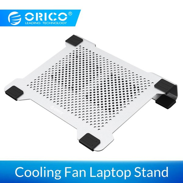 ORICO Cooling Fan Laptop Stand Cooling Pad Notebook Radiator Bracket Plate Aluminum for laptop Macbook Pad