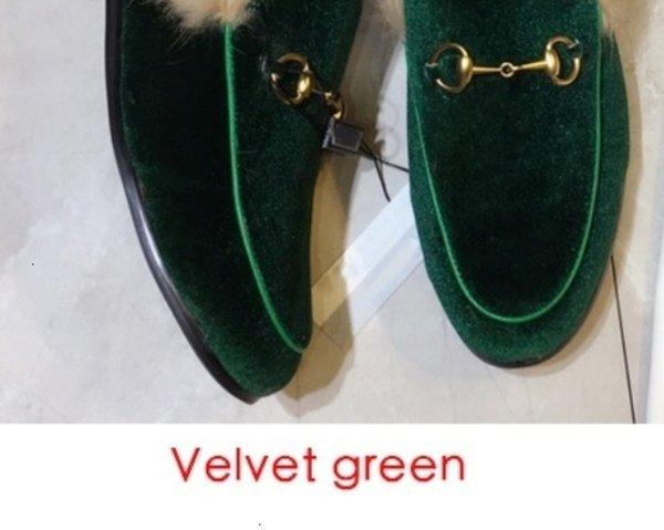 Velvet grün