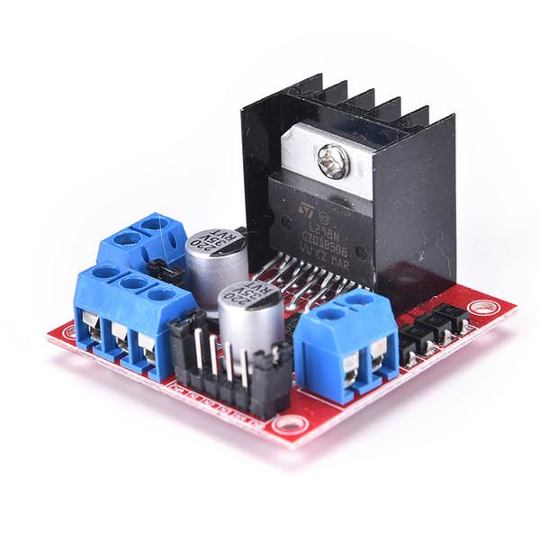 L298N Dual H Bridge DC stepper Motor Driver Controller module Board for Arduino
