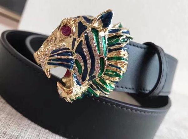 2019 designers6 cinturones cinturones de lujo para hombres cinturón de hebilla grande cinturón de cuero de moda al por mayor envío gratuito
