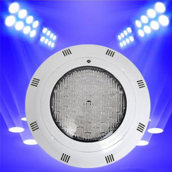 5pcs fixé au mur 30w 456leds IP68 RVB LED fontaine lumière LED piscine lumière LED sous-marine lampe RVB couleur avec contrôleur Piscine