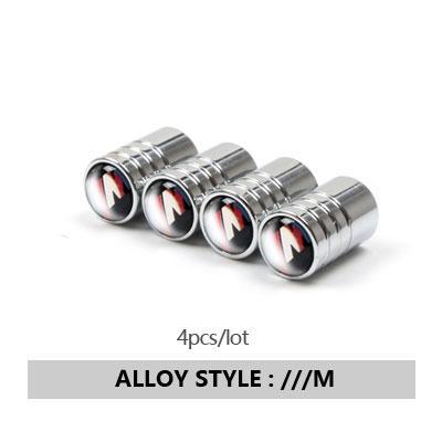 4pcs-Alloy style M