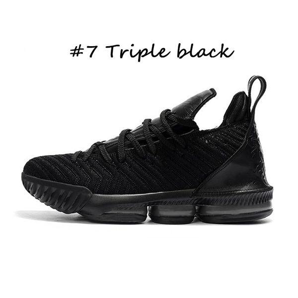 #7 Triple black