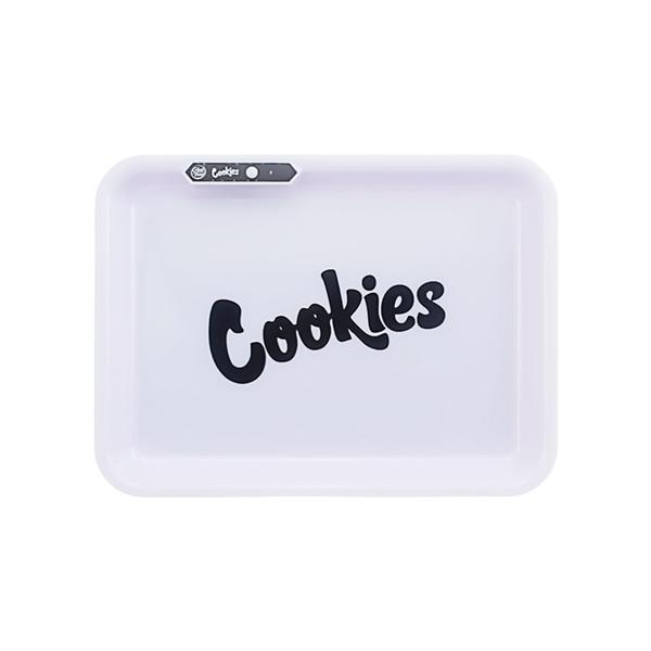 Las cookies blanca
