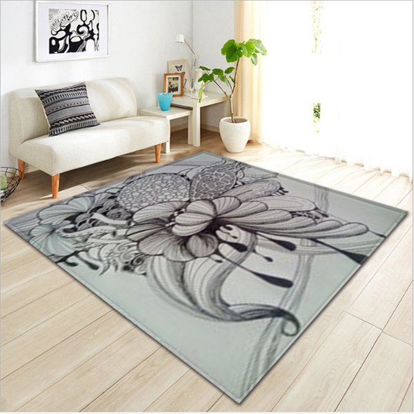 Aovoll 2019 European Carpets For Living Room Carpet Kids Room Rugs And Carpets For Home Living Bedroom Rugs Floor Mats Braided Rug Carpet Binding From