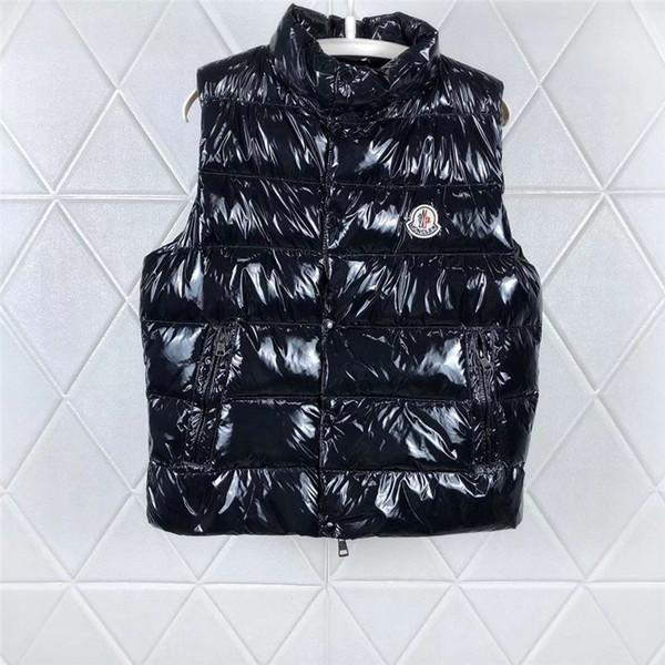 Erkekler Tasarımcı Ceket Yelekler Aşağı Ceket Kapüşonlu Aydınlık Su Geçirmez Erkekler Kadınlar Için Marka Giyim Rüzgarlık Lüks Hoodie Ceket Kalın Giyim