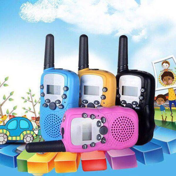 2ST Baofeng BF-T3 PMR446 Walkie Talkie bestes Geschenk für Kinder Radio-Hand T3 Mini Wireless Two Way Radio Kinder Spielzeug Woki Toki