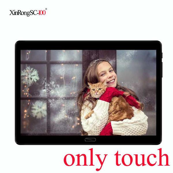 "New 10.1"" for MLS T8 FINGERPRINT IQT800 10.1 inch Tablet Touch screen Panel Digitizer Glass"