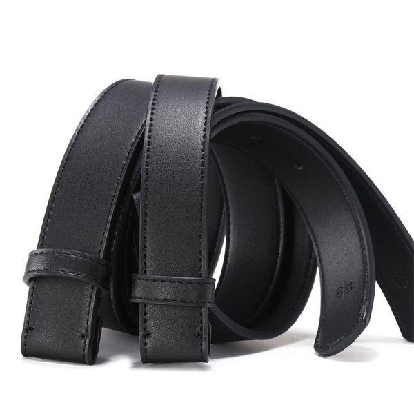 Cinturón para hombres Cinturón de cuero genuino para hombres Cinturón de cuero de vaca de alta calidad con logotipo para las mujeres