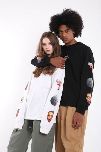 Designer casal impressão hoodie de alta qualidade Street hip hop hoodies homens popular Explosão mulheres pullover Free postage man sweatshirt