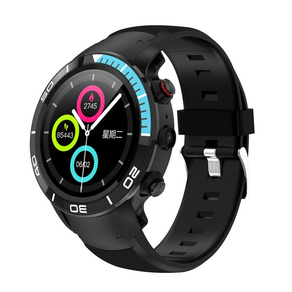 Smart watch H8 4G chiamata di rete Android 7.1 supporto Nano SIM localizzatore GPS Bluetooth smartwatch uomo / donna PK huawei xiaomi watch