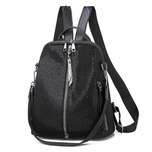 Multifunction Backpack Women Oxford Bagpack Female Small Backpack Cool School Bag for Teenager Girls Mochila Feminina