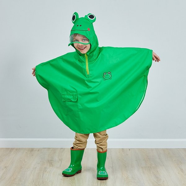 Green frog-M