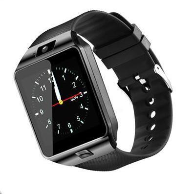 DZ09 Bluetooth Smart Uhr Phone Mate GSM SIM für Android IPhone Samsung Huawei Handy 1,56 Zoll Freies DHL Smartwatches