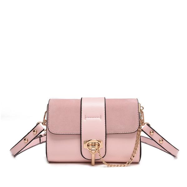Neue 2019 Klassische Kleine Klappe Umhängetasche Frauen Peeling Pu-leder Handtaschen Dame Elegante Tasche Messenger Bags Für Weibliche An758