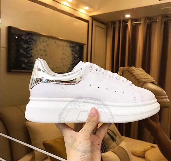 BEST Quality Silver Pink White Black Womens Fashion Designer Luxury Shoes 2019 Retro Desi Mens Trainers Casual Walking Shoes Size 35-45