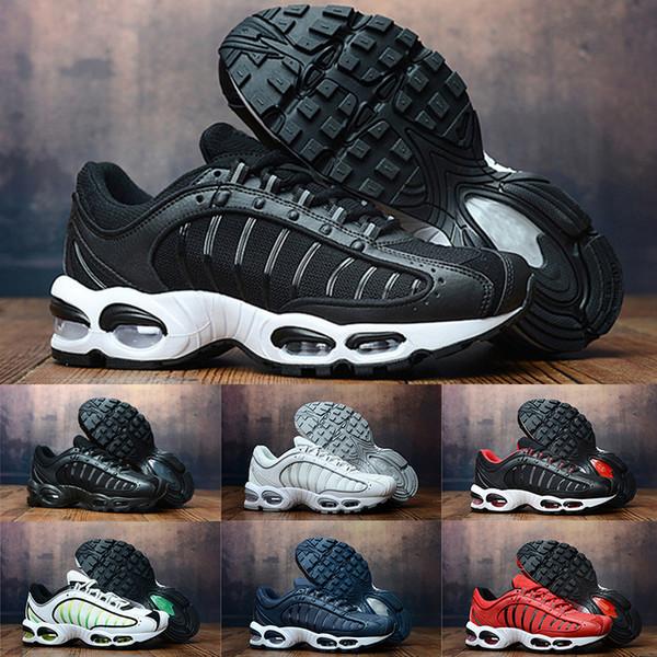 Nike Air Max Plus TN TN 2018 White Black 40 45 New 2018 Shoe