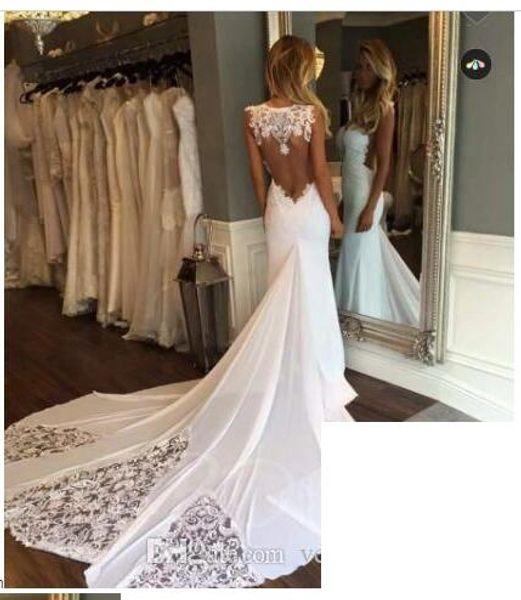 Bridesmaid Dresses Latest Wedding Dresses Lace Appliques Mermaid Backless Wedding Dress Ready To Ship Wedding Dresses Shop Online Wedding Dresses From Verawangdress88 301 51 Dhgate Com