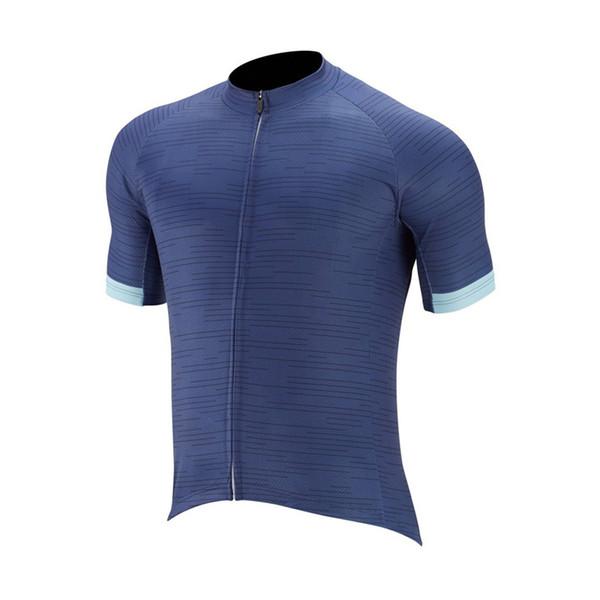 Equipo de CAPO hecho a la medida de los hombres de manga corta para montar cómodo y transpirable Jersey deportivo Tops Ciclismo mangas cortas jersey S71661