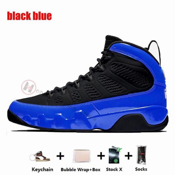 9s noir bleu