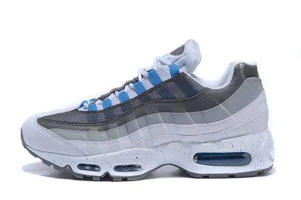 2018 Men Designer 95 Running Shoes What The OG Grape Neon TT Black Red 95s Mens Trainers Triple White Sports Sneakers Size 7-11
