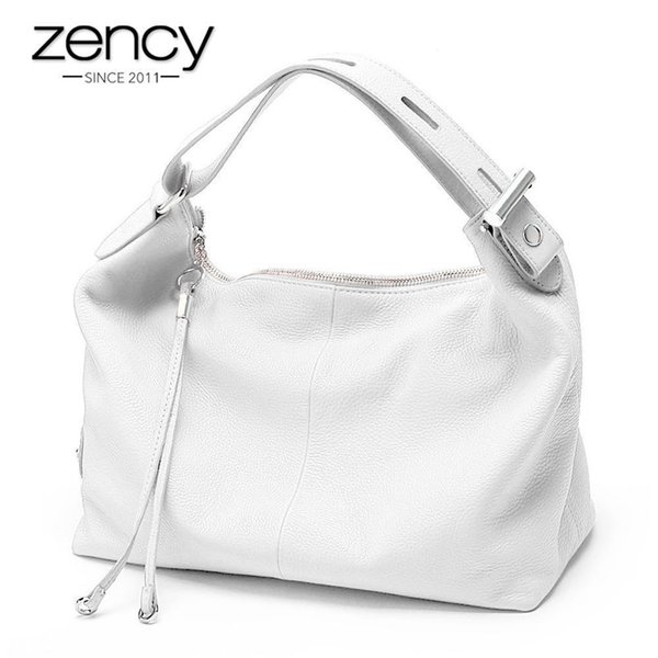 Fashion Fashion 100% Real Genuine Leather Ol Style Women Handbag Tote Bag Ladies Shoulder Bags Wholetide Price 5 Colors