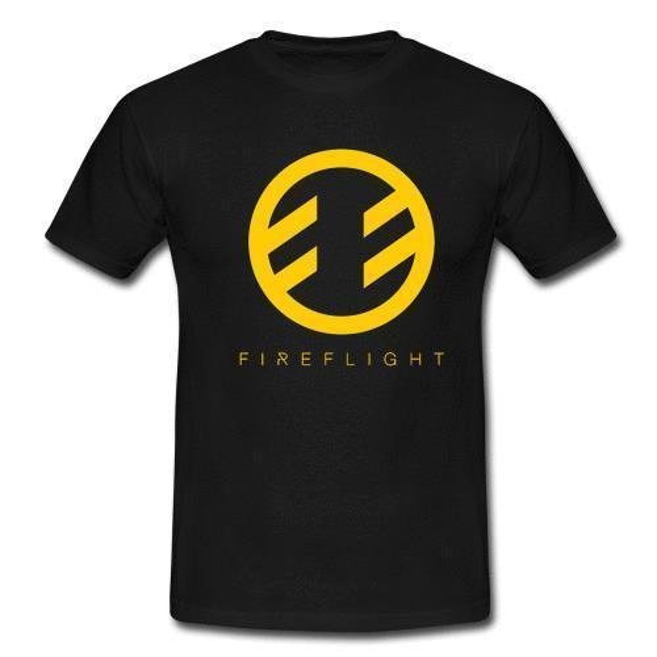 FIREFLIGHT American Alternative Metal Rock Band Camiseta Flyleaf XS S M L XL 2XL