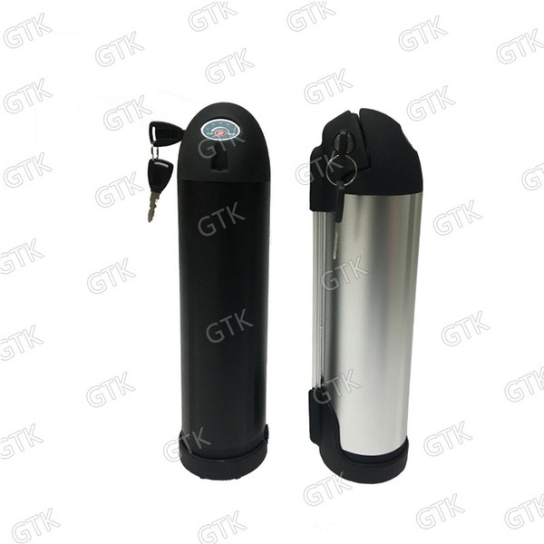 48v 12ah li-ion bateria 18650 48V 10Ah lithium ion battery black Water bottle battery for 48v 350w ebike bicycle +2A Charger+BMS