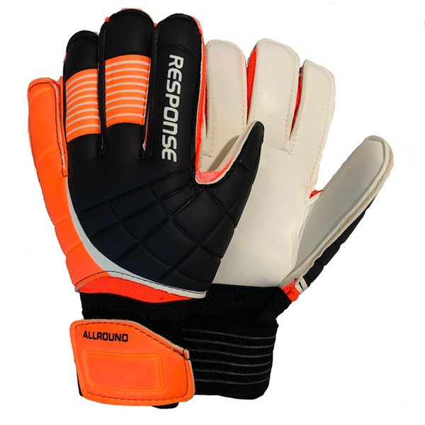 New Top Latex Football Goalkeeper Gloves Quality Male New Soccer Gloves Professional Soccer ball Gift Soccer Armband