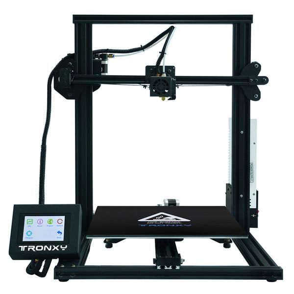 peint impresora rápido ensamblaje 3D de gran tamaño XY-3 para la máquina impresora de la educación