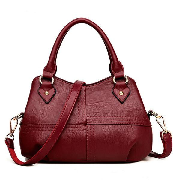 NEW Casual Tote Thread Women  Handbags Bags Designer Famous Brands Hand Bag For Women Shoulder Crossbody Bags Sac A Main