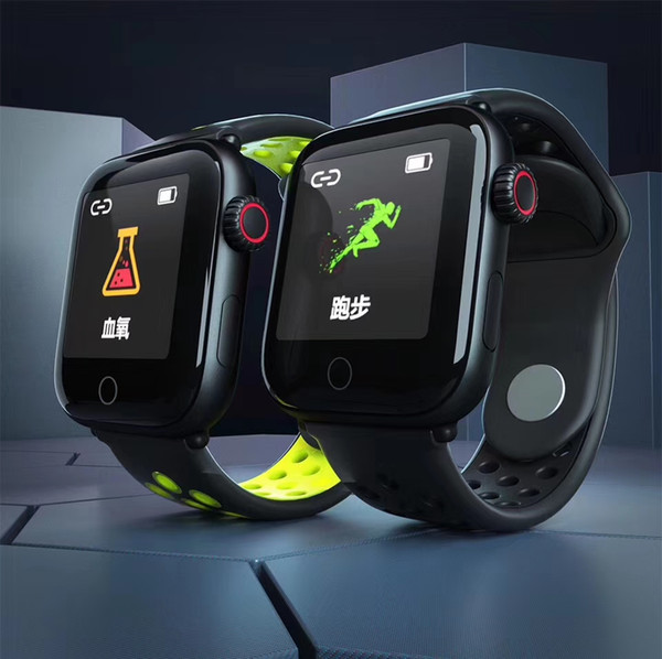 Z7 Smart Watch fitness tracker Heart Rate bracelet smartwatch Monitor IP68 Waterproof Step for apple watch PK DZ09 ios android smart phone