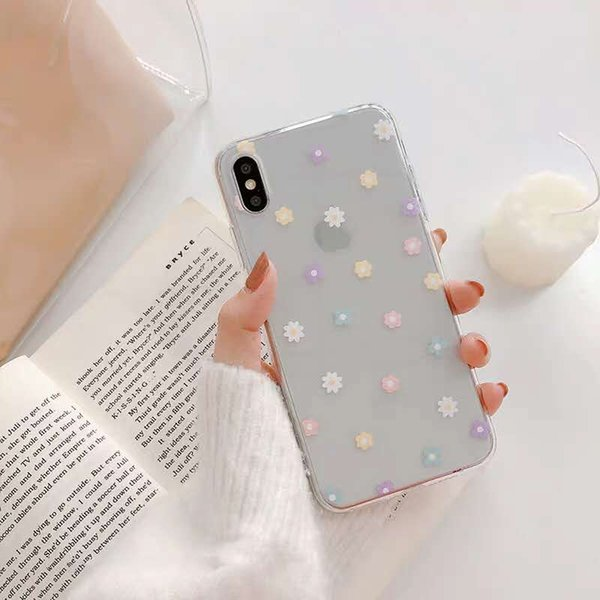 Samsung S10 cell phone shell S8 transparent silica gel soft S9 female S8 + tide brand S10 + shell ultra-thin S10e original S9 + personality