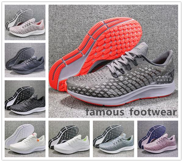 Yeni PEGASUS 35 Koşu ayakkabı nefes Erkek kadın KALKAN Eğitmen Spor Ayakkabı bayanlar Cusual 35 s Zoom Vomero açık burcu spor Sneakers