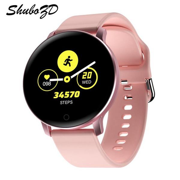 La nouvelle forme physique X9 Tracker montre intelligente Sport étanche pour téléphone Android IOS Smartwatch Moniteur de fréquence cardiaque Fonctions Tension artérielle