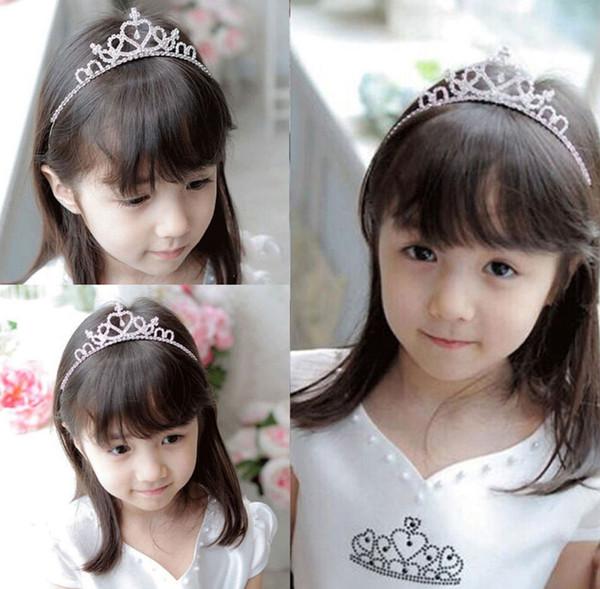 Saç Bandı Çocuk Kız Gelin Prenses Balo Taç Bandı SERIN